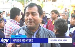 Comerciantes piden que comuna pague sus servicio de agua
