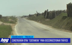 "Construirán otra ""Costanera"" para descongestionar tráfico"