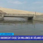 Odebrecht exige 124 millones de dólares en arbitraje
