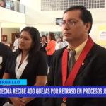 Odecma recibe 400 quejas por retraso en procesos judiciales
