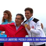 Orgullo liberteño: Piccolo Clemente logra medalla de oro para Perú