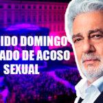 Plácido Domingo, acusado de acoso sexual en los años 80