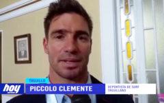 """Piccolo Clemente: Municipio lo declara """"Hijo ilustre de la ciudad"""""""