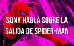 """Sony Pictures se pronuncia tras la salida de """"Spider-Man"""" del UCM"""