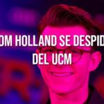 Tom Holland habla de la salida de Spider-Man del UCM