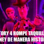 Disney rompe taquilla con Toy Story 4