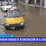 Ever Cadenillas: anuncia trabajos de reconstrucción en el casco urbano