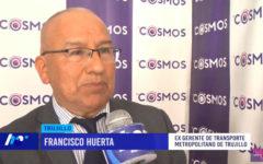 Exgerente de Transporte Metropolitano apoya reestructuración de este organismo