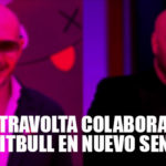 John Travolta colabora con Pitbull y sorprende a fans