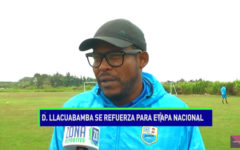 Deportivo Llacuabamba se refuerza para etapa nacional
