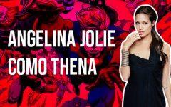 Las primeras imágenes de Angelina Jolie como Thena en Marvel's Eternals