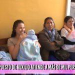 Club de Leones: Puesto de auxilio atiende a más de mil personas al mes