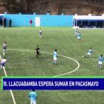 Deportivo Llacuabamba espera sumar en Pacasmayo