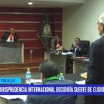 Jurisprudencia internacional decidiría suerte de Elidio Espinoza