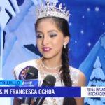 Francesca Ochoa es coronada como reina infantil del Festival Internacional de la Primavera