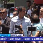 Guaidó: tendremos delegados en asamblea de la ONU