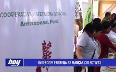 Chiclayo: INDECOPI entrega 87 marcas colectivas