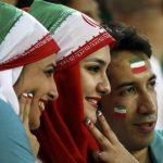 Irán permitirá a las mujeres asistir a los partidos de fútbol de su selección