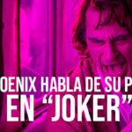 """Joaquin Phoenix habla de su aspecto físico en """"Joker"""""""