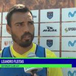"""Leandro Fleitas: """"Sería un fracaso no pelear el título"""""""