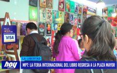 MPT: La feria internacional del libro regresa a Plaza Mayor