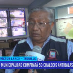 Municipalidad comprará 50 chalecos antibalas para serenos