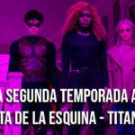 """DC Comics: Un nuevo vistazo a """"Titanes 2"""""""