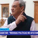 """CADETUR: """"Movidas políticas no afectan al turismo"""""""