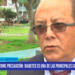 Tome precaución: Diabetes es una de las principales causa de ceguera