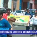 CGTP Convoca a protesta nacional para 10 de octubre
