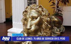 Club de Leones: 75 años de servicio en el Perú