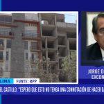 """Del Castillo: """"Espero que esto no tenga una connotación de hacer daño político"""""""