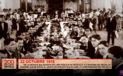 "Revista Balnearios publica: ""La bohemia de Trujillo"""