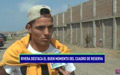 César Vallejo: Rivera destaca el buen momento del cuadro de reserva