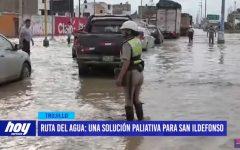 Ruta del agua: una solución paliativa para San Ildefonso