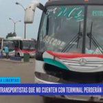 Transportistas que no cuenten con terminal perderían licencia de rutas