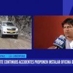 La Libertad: Ante continuos accidentes proponen instalar oficina de SUTRAN