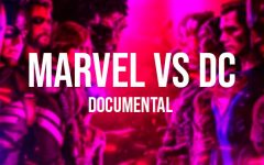 Documental de la guerra entre Marvel y DC