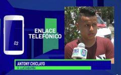 """Antony Chiclayo: """"Conocemos y muy bien a Chavelines"""""""