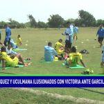 Llacuabamba: Vásquez y Uculmana ilusionados con victoria ante Garcilaso