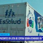 "Pacientes en lista de espera serán atendidos en ""Hospital Perú"""