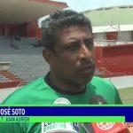 """Pepe Soto: """"Sabemos que el partido ante Grau es difícil"""""""