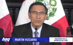 Vizcarra: Suscriben contrato para implementar expediente judicial electrónico