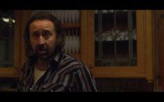 Nicolas Cage en Grand Isle (POSTER)