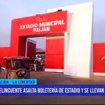 Copa Perú: Delincuentes asaltan boletería de estadio y se llevan taquilla