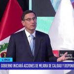 Lima: Gobierno iniciará acciones de mejora de calidad y disponibilidad del agua